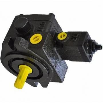 Vickers PV032L1E3C1NFWS PV pompe à piston